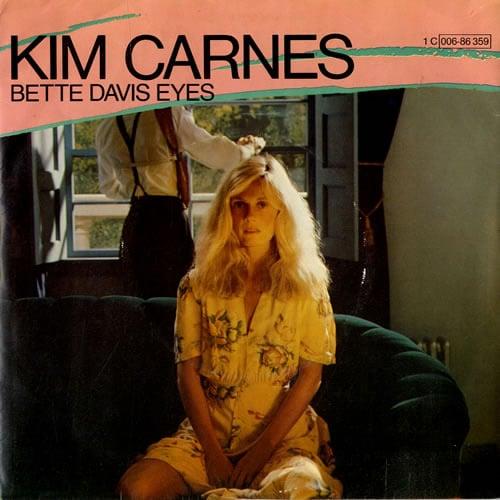 'Bette Davis Eyes', de Kim Carnes: letra (en español), historia y vídeo