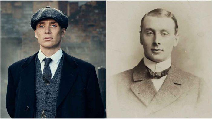 La historia del verdadero Thomas Shelby, protagonista de 'Peaky Blinders' 1